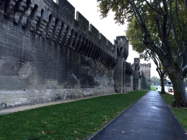 avignon-city-wall